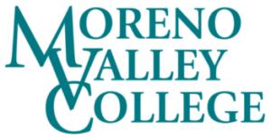 Moreno Valley College logo